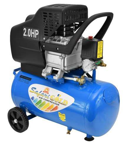 Compresora safari de aire azul 24l 2.5hp bm-24l bl