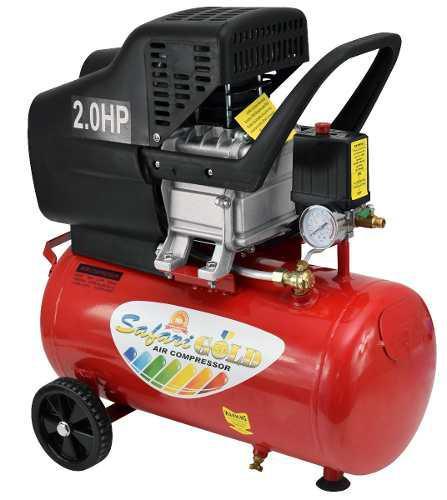 Compresora safari de aire roja 24l 220v 2.5hp bm-24l rd