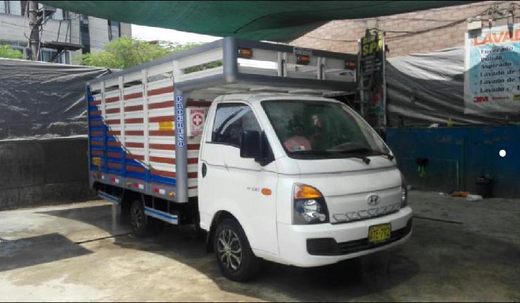 Servicio de carga y mudanzas en general