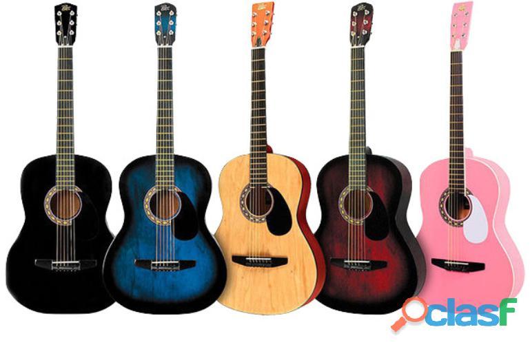 Guitarra acustica nivel intermedio
