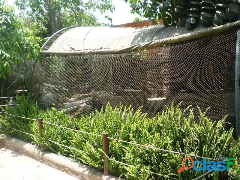 Mallas proteccion de aves y redes deportivas campos deportivos