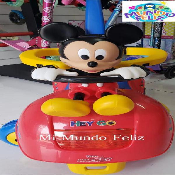 Carrito Buggie Mickey Mouse Disney