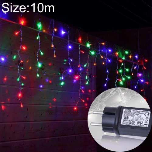 Iluminacion led luz decorativa navidad ip55 cadena le pnvq
