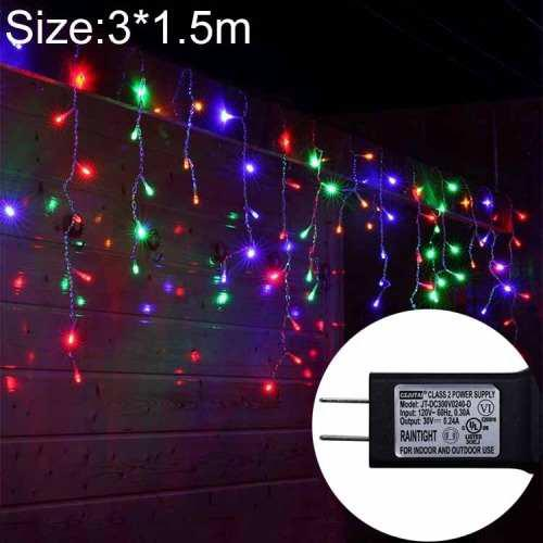Iluminacion led luz decorativa navidad ul588 3 pnux