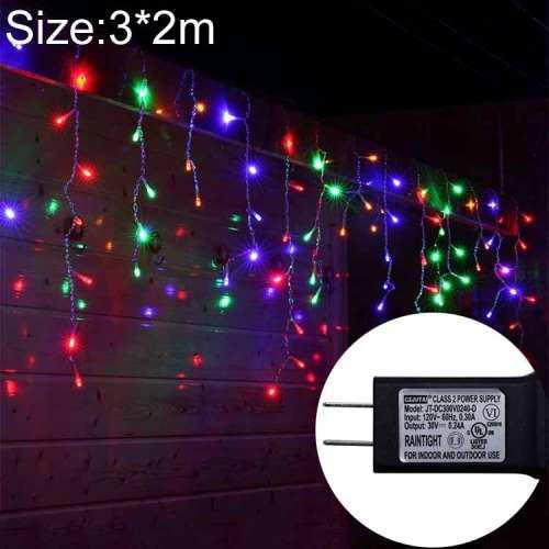 Iluminacion led luz decorativa navidad ul588 3 pnva