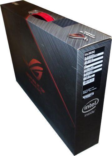 Laptop gamer asus strix hero gl503ge 15.6 fhd i7-16gb 1tb