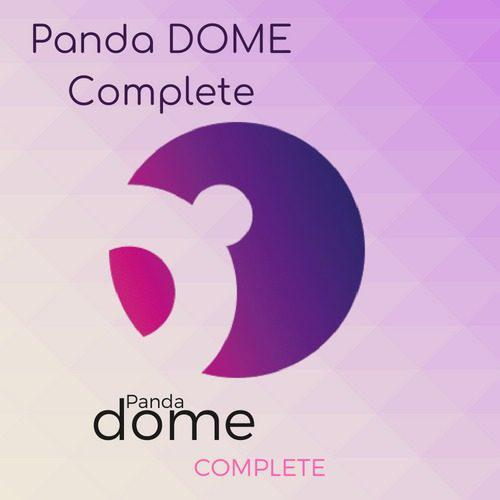 Panda dome complete 2019 3 pc/mac/android 1 año