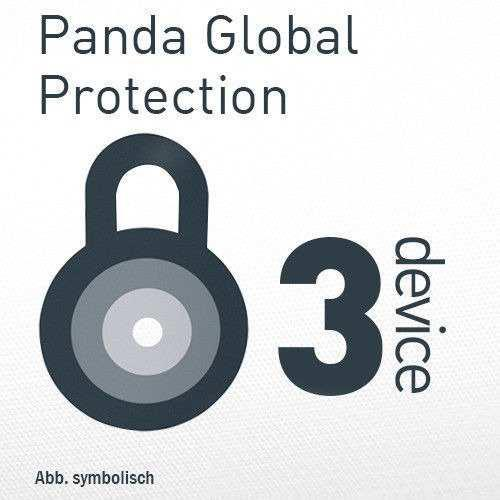 Panda global protection dome complete 2019 3 pc 1 año