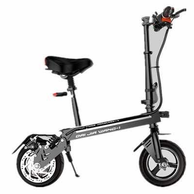 Scooter eléctrico batería recargable 580w