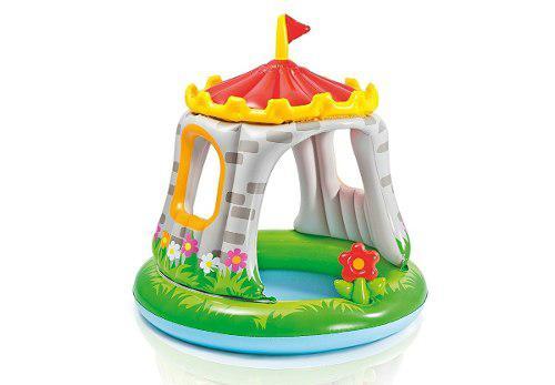 Intex piscina inflable castillos bebes y niños juguetes