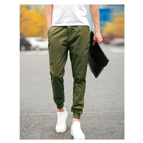 Vadear Cuaderno tienda de comestibles  Pantalon jogger militar 【 REBAJAS Abril 】 | Clasf