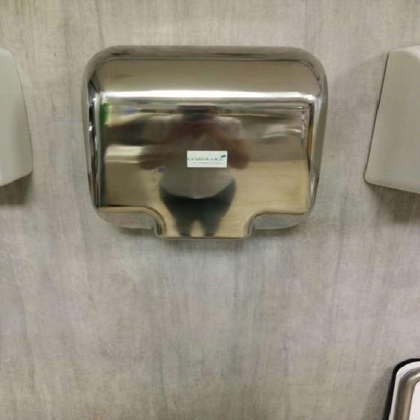 Secador de mano automático acero inoxidable 1800 w hand 07e18b05206a