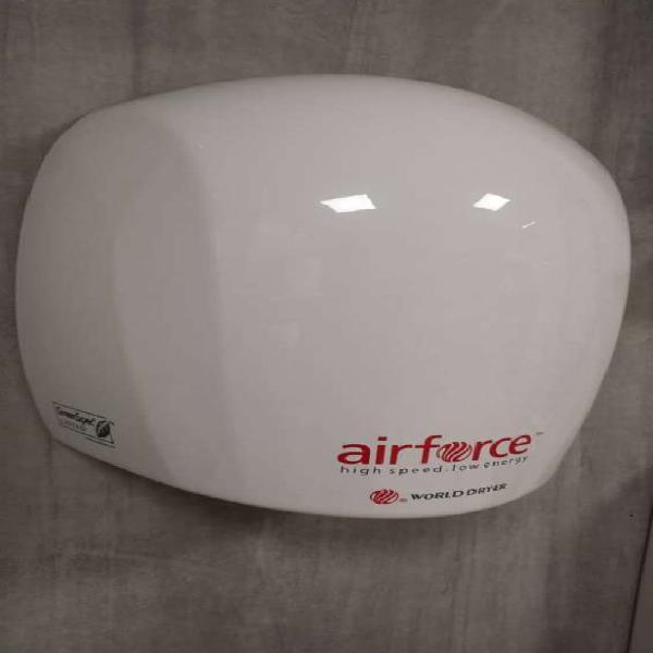 Secador de mano automático airforce blanco 1100 w marca eb3c8b324252