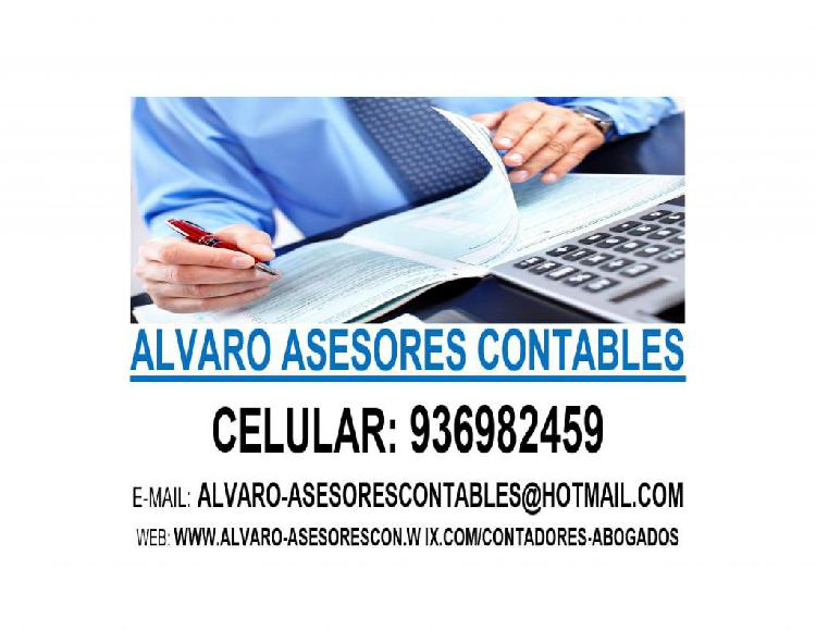 Servicio:contabletributariolaboralconstitución de empresa