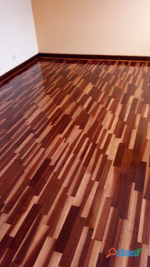 Mantenimiento servicios pulidos barnizados en pisos de madera parquet