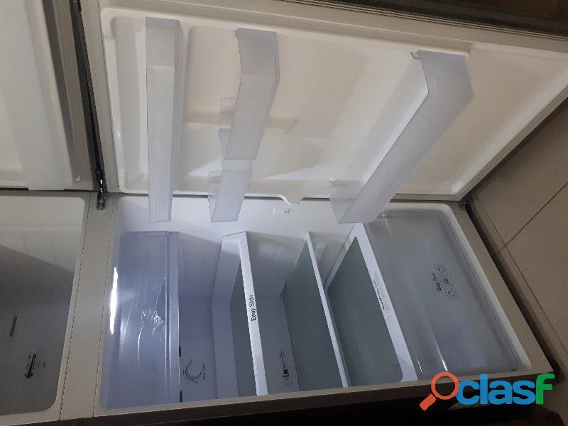Refrigeradora rt29fajhdsp/pe 302 lts samsung en la molina
