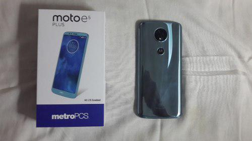 Exclusivo Moto E5 Plus Version Eeuu 32gb 3gbram Nuevo