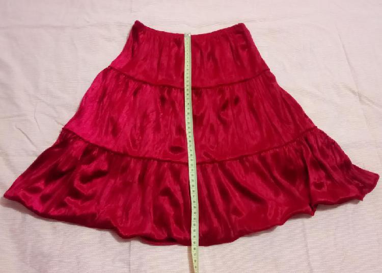 1f773ea723 Falda roja ropa niñas talla 6 eeuu en Lima   REBAJAS Mayo ...