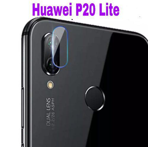 Mica Protectora De Camara Huawei P20 Lite