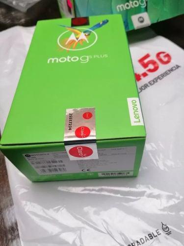 MOTOROLA G5 PLUS 32GB NUEVO SELLADO/CELULAR LIBERADO segunda mano  Lima Callao (Lima Metropolitana)