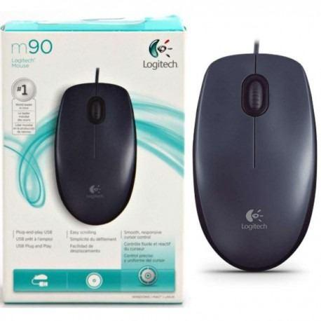 Mouse Logitech M90 Dark Midnight Ventas Al X Mayor Y Menor