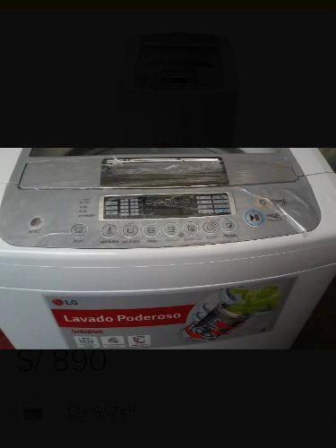 Remato Lavadora Lg 16 Kilos