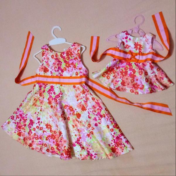 0288c01fc Ropa verano niñas vestido fiesta talla en Lima 【 REBAJAS Junio ...