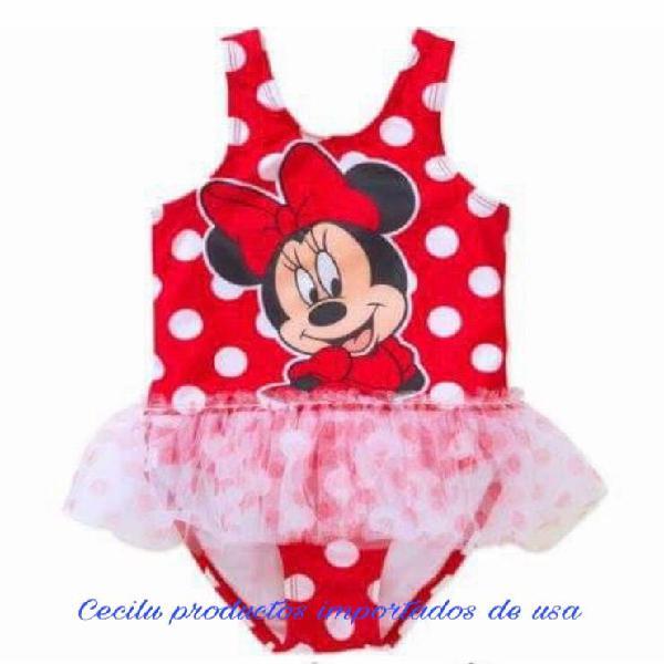 Ropa de Baño Minie Mouse de Disney