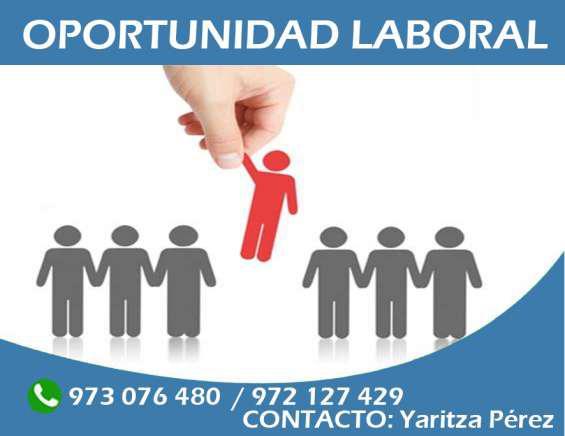 Se requiere personal part time en Lima