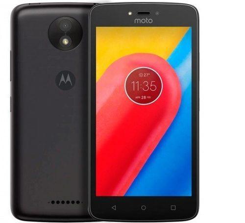 Smartphone Motorola Moto C, Desbloqueado