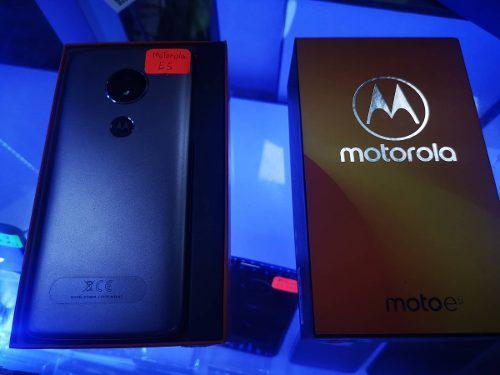 Vendo Moto E5 Seminuevo Impecable Y Libre, Tenemos Tienda