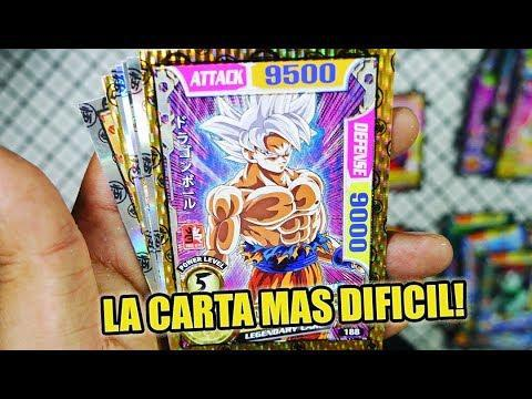 Cartas dragon ball heroes 3 reyes