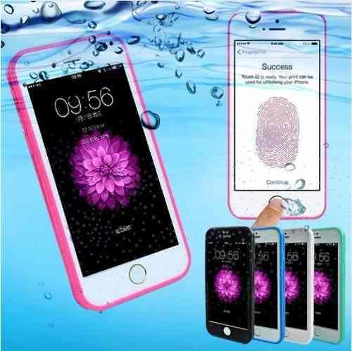 ba3cd430c67 Case waterproof a prueba agua iphone 5 5s 6 7 6 plus 7 pl 8