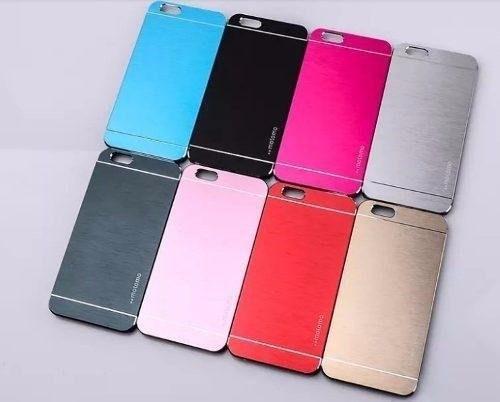 Funda carcasa aluminio para iphone 6 y 6s