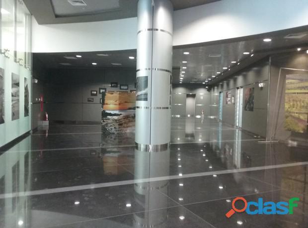 Alquiler/venta oficina link tower 135 m² + 3 estac. + 2 dep. habilitada