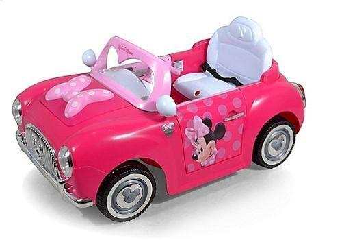Auto carro a bateria minnie y mickey mouse envios provincia