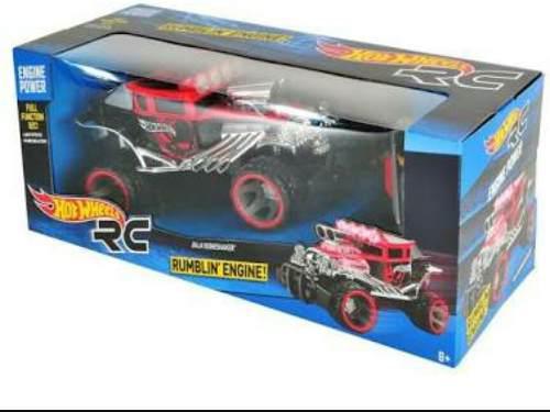 Hot wheels hotwheels auto a contro remoto engine power.