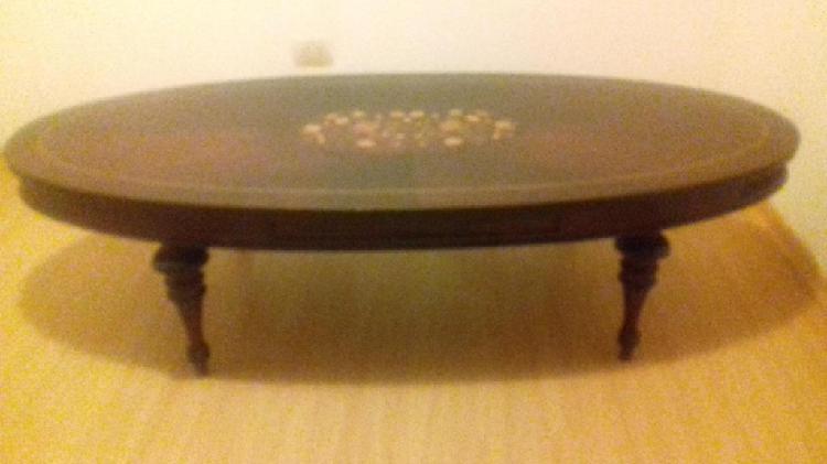 Juego de mesa para sala grande de 3 piezaa