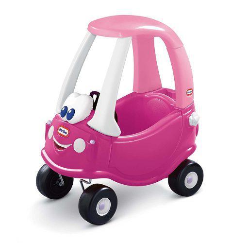 Little tikes - carro cozy coupe rosa