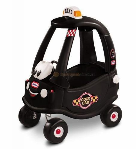Little tikes tikes cozy coupe taxi