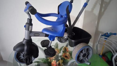 Triciclo para niño little tikes