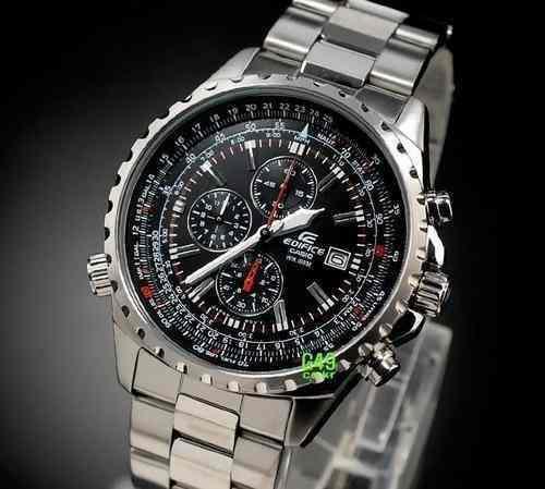 4349a172f69c Reloj casio edifice ef-527 nuevo original garantia en Lima ...