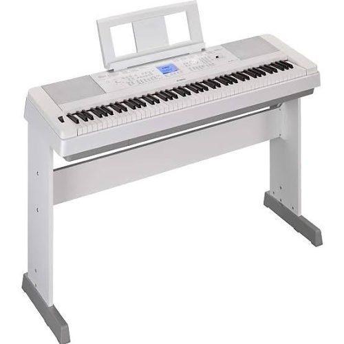 Remato piano yamaha dgx 660 como nuevo