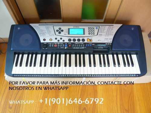 Yamaha psr 340 teclado