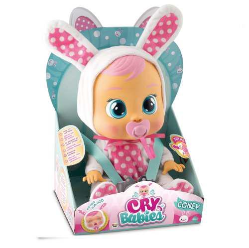 Bebe llorones cry babies girls coney baby