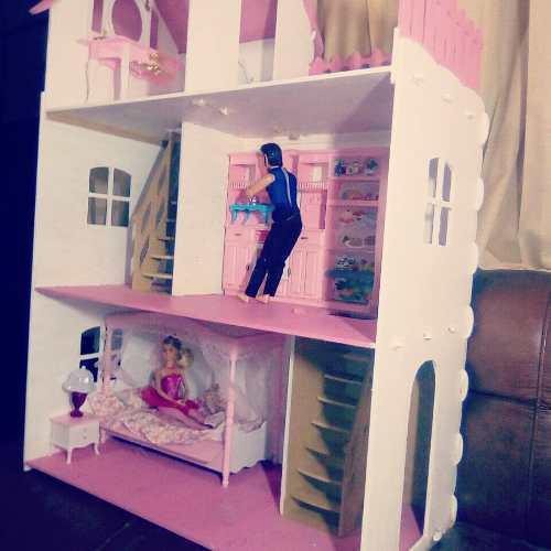Casa barbie pisos ofertas junio clasf - Casitas de juguete para ninas ...