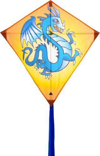 Cometa eddy dragon h q kites u s a diversión al aire libre