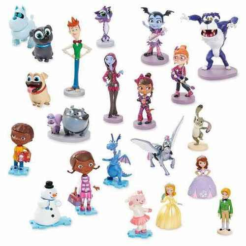Disney mega play set dra juguetes vampirina princesa sofia