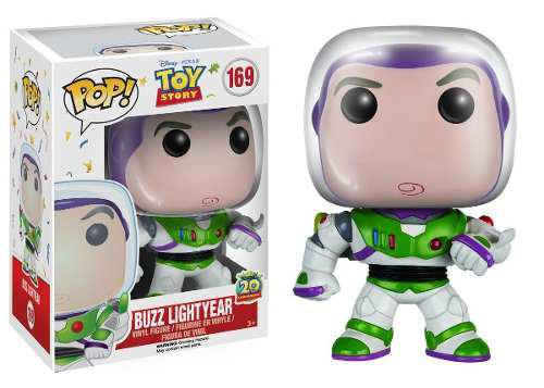 Funko pop ! disney: toy story buzz light year (original)