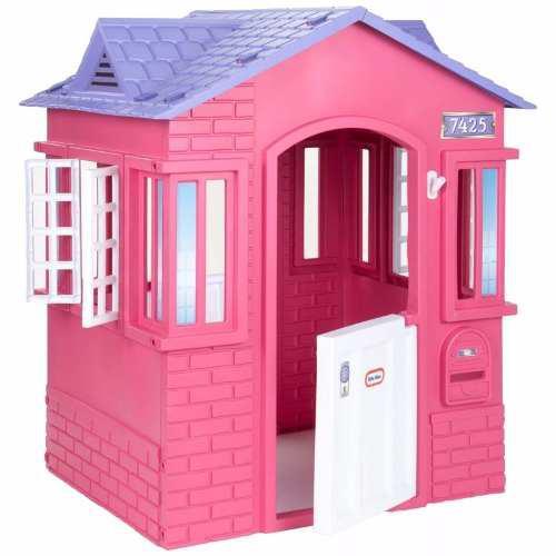 Juguete casa cottage niña princesa little tikes